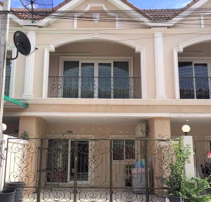 Town House In South Pattaya
