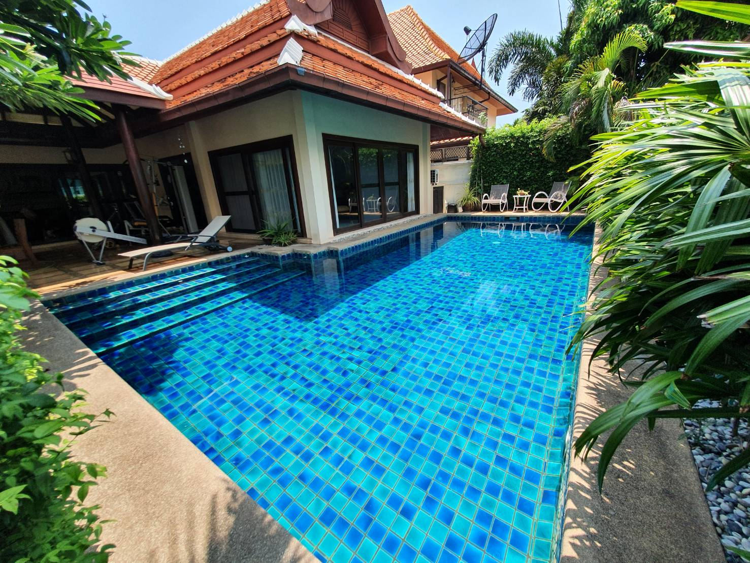 House for Sale with Private Swimming Pool